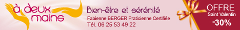 Fabienne Berger massages