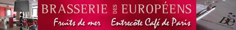 Brasserie des Européens Annecy